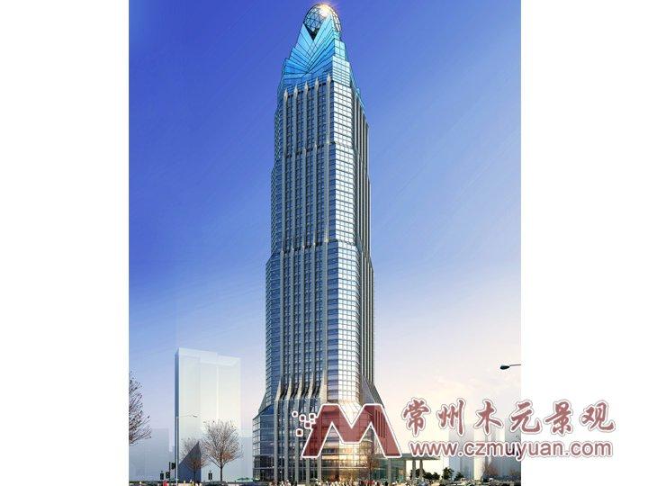 办公商业类建筑设计
