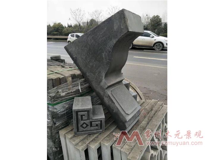 苏式古建材料001