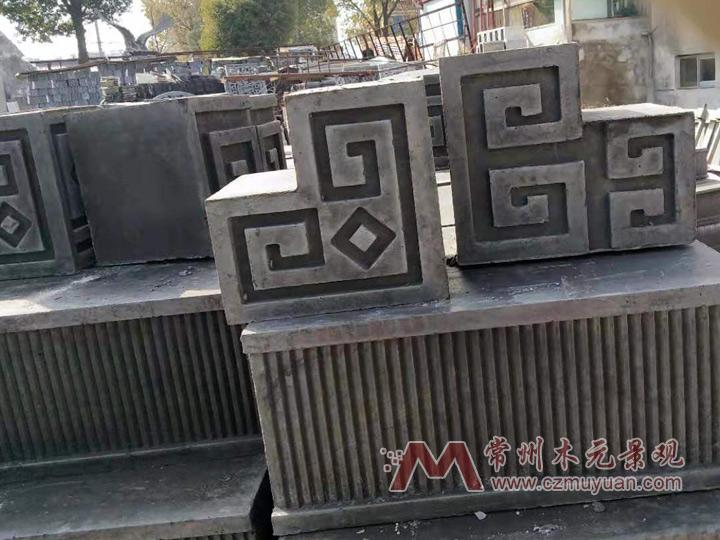 苏式古建材料005